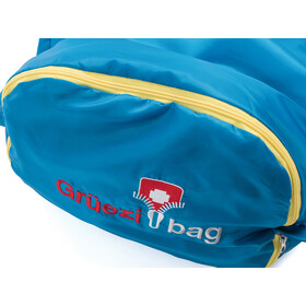 Grüezi-Bag Grow Colorful - Sac de couchage Enfant - bleu